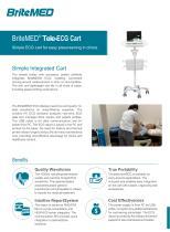 Resting electrocardiograph ECG-D12-10BI