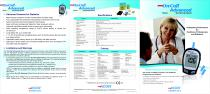 On Call® Advanced Blood Glucose Monitoring System - Outstanding Performance for Healthcare Professionals and Diabetics!