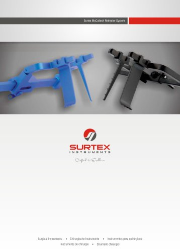 Surtex McClloch Retractor System