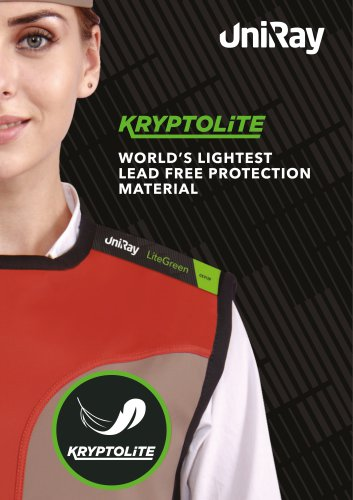 KryptoLite - Lightest Protection Material