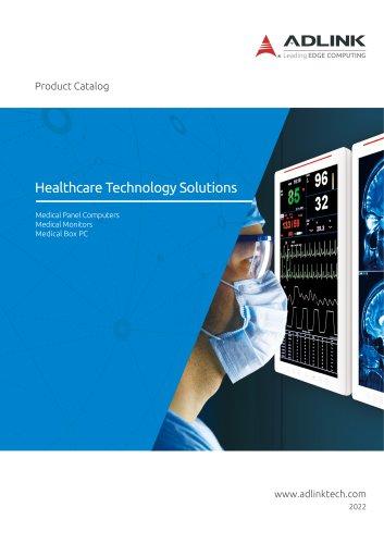 ADLINK Healthcare Product Catalog