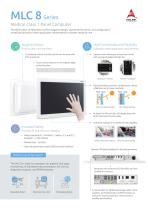 MLC 8 Series Product Brief