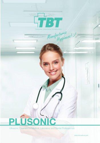PLUSONIC Series Ultrasonic Cleaners
