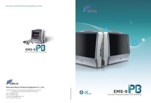 Delica EMS-9PB TCD