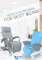 HOTEL-STYLE RECLINERS