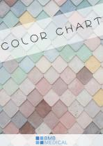 Range of colors BMB Medical