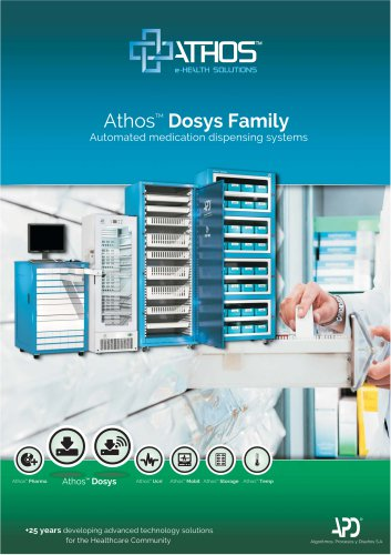 Athos™ Dosys - Automatic Dispensing Cabinet