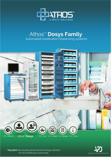 Athos Dosys- Automatic Dispensing Cabinet System