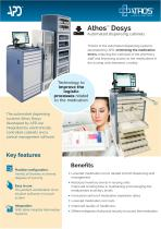 Athos Dosys- Automatic Dispensing Cabinet System - 2