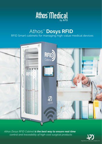 Athos Dosys - Smart RFID Cabinet