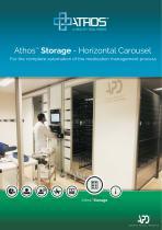 Athos™ Storage -Horizontal Carousel - 1