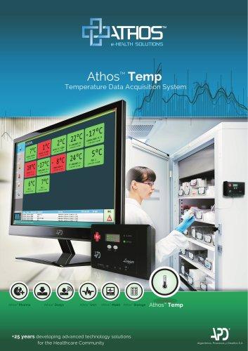 Athos™ Temp - Temperature Data Acquisition System