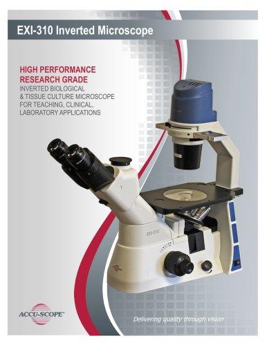 EXI-310 INVERTED MICROSCOPE