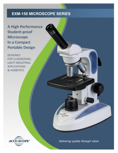 EXM-150 MICROSCOPE SERIES