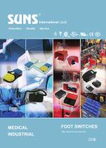 Foot Switches Catalog