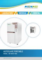 Autoclave Portable with storage cabinet - 1