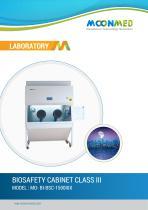 BIOSAFETY CABINET CLASS III - 1