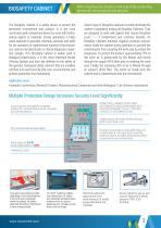 BIOSAFETY CABINET MODEL : MO-AHA SERIES - 3