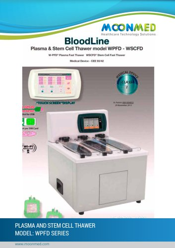 Blood Plasma and Stem Cell Thawer