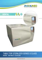 DENTAL TABLE TOP STERILIZER SERIES S CLASS - 1