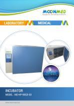 INCUBATOR  MODEL : MO-HP-9052I-50 - 1