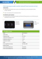 INCUBATOR  MODEL : MO-HP-9052I-50 - 3