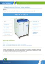 MO-GR Series VERTICAL TOP LOADING AUTOCLAVE - 2