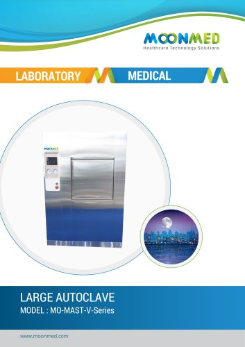 MO-MAST-V-Series LARGE AUTOCLAVE