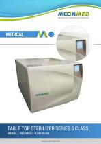 Table Top Sterilizers SERIES S CLASS - 1