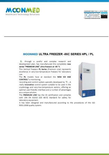 Ultra Freezer