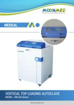 VERTICAL TOP LOADING AUTOCLAVE - 1