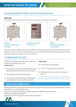 VERTICAL TOP LOADING AUTOCLAVES - 2