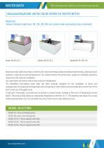 WATER BATH MO-BC-2D/DE SERIES - 2