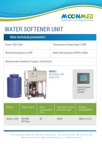 Water Softener Reverse Osmosis