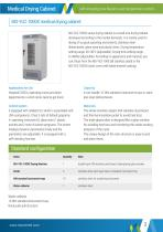 YGZ- Series Medical Drying Cabinet - 3