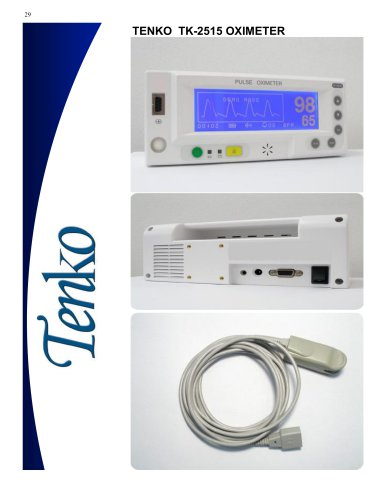 T K -2515 oximeter