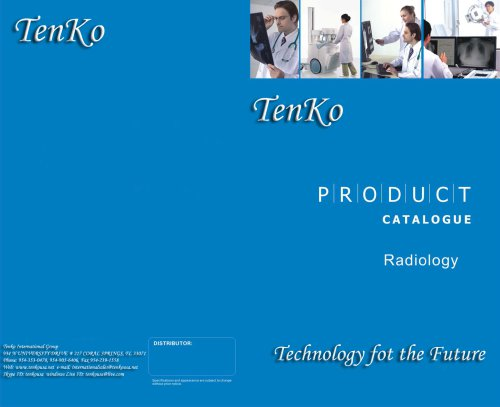 x-ray products