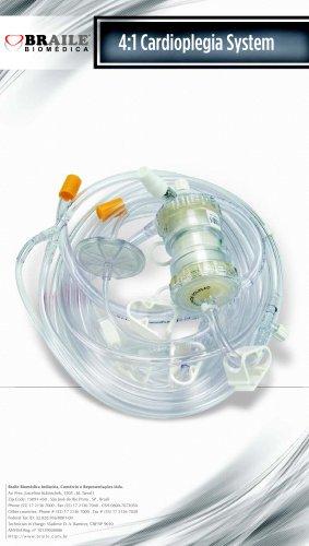 4:1 Cardioplegia System