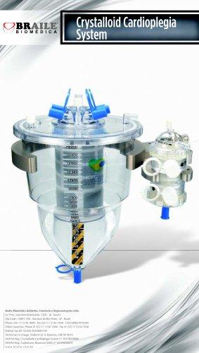 Crystalloid Cardioplegia System