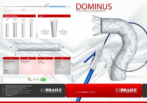 Dominus Stent-Graft Endoprosthesis