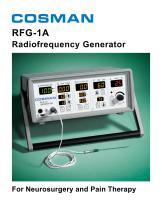 RFG-1A Radiofrequency Generator