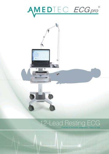 12-Lead Resting ECG