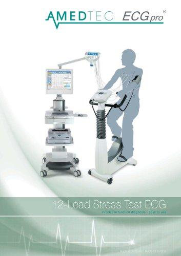 12-Lead Stress Test ECG