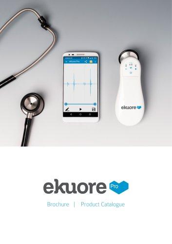 Triptych- Stethoscope eKuore Pro