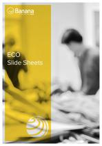 GBUK Banana ECO Slide Sheets