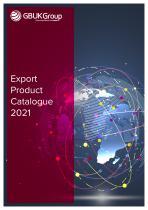 GBUK Export Brochure