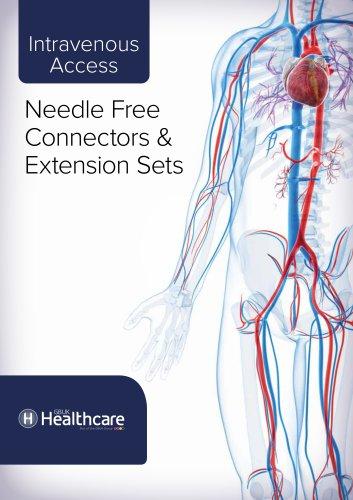 GBUK IV Access NeedleFree
