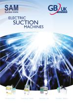SUCTION MACHINES - 1