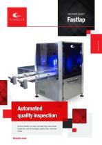 Ginolis Fastlap Quality Inspection