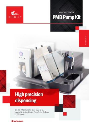 Ginolis PMB Pump Starter Kit